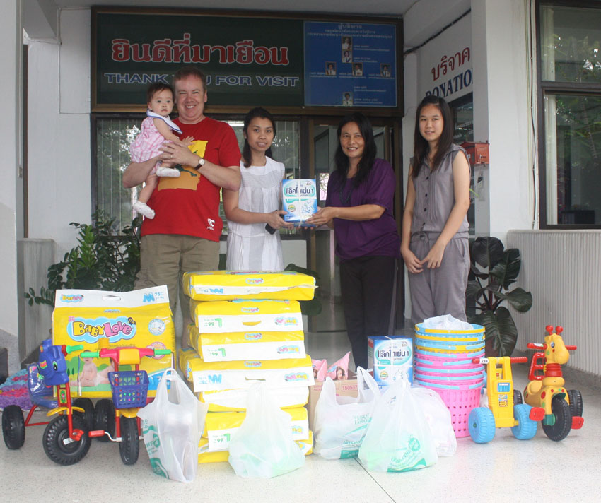 Vienping-Orphanage-donation